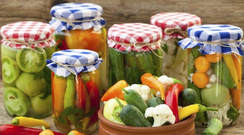 Gli insalatini: le verdure fermentate
