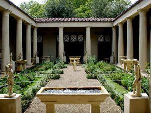 A spasso per i giardini... romani