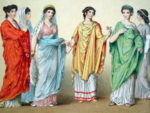 Un'antica romana, un viaggio nel sogno